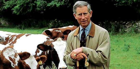 A Shout Out to Prince Charles