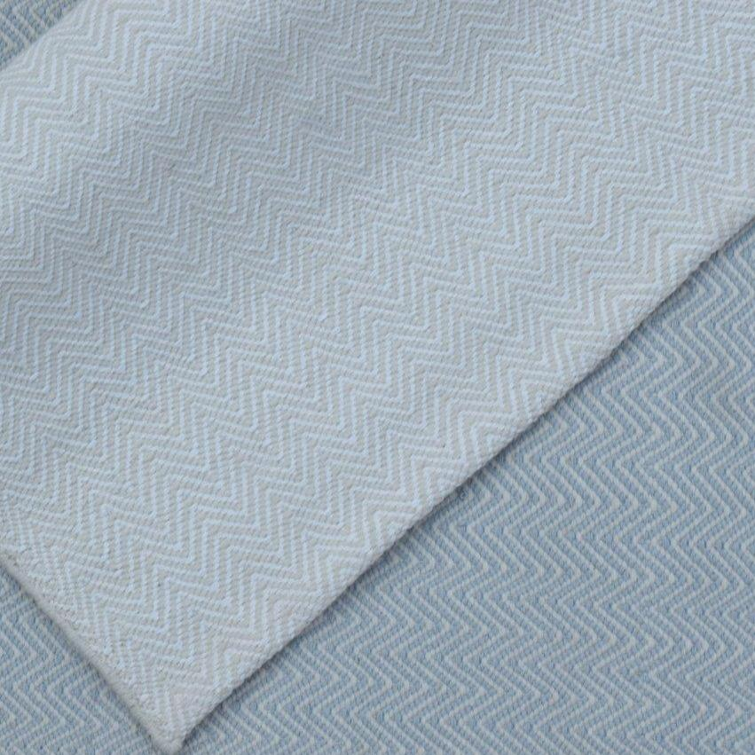 "Herringbone SAMPLE samples Organic Weave Shop 12"" x 12"" SAMPLE ivory"