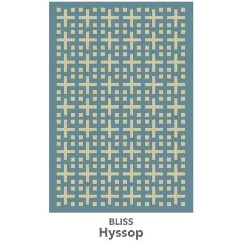Bliss - More Colors Available handtufted cotton Organic Weave Shop 2'9'' x 10' Runner Hyssop