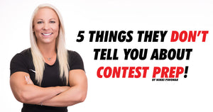 5 Things They Don't Tell You About Contest Prep