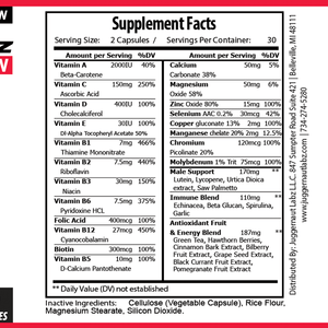 Advanced Men's Multivitamin