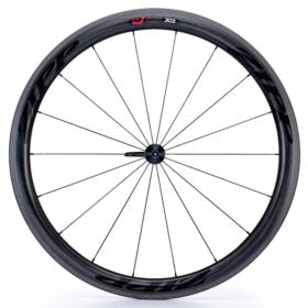 Zipp, 303 Tubeless Disc, Roue, 700C, Tubeless Ready, QR/12mm TA, OLD: 135/142mm, Frein: Disque IS 6-boulons, Arrière, Campagnolo