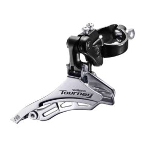 Shimano, Tourney FD-TY300, Dérailleur avant, 6/7vit., Down Swing, Top Pull, High, 28.6mm