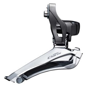Shimano, Claris FD-R2000, Dérailleur avant, 2 x 8vit., Down Swing, Down Pull, High 28.6/31.8/34.9mm