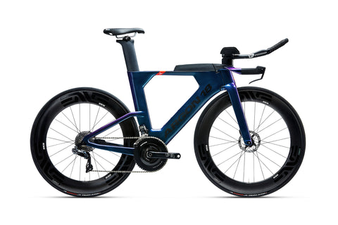 E-119 Tri+ Disc Red Etap AXS|Argon 18|Cycle LM