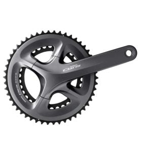 Shimano, Claris FC-R2030, Pédalier, Road, 8 vit., 24mm, 30/39/52D, BCD:110, Hollowtech II, 170mm, Gris
