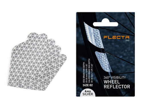 REFLECTEUR 360 bike rim reflector set