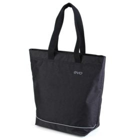 EVO, E-Cargo Side Shopper, Sac d'épicerie, 11-1/4'' x 6'' x 15''