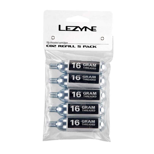 Lezyne Co2 refill 5 pack (4603623735389)