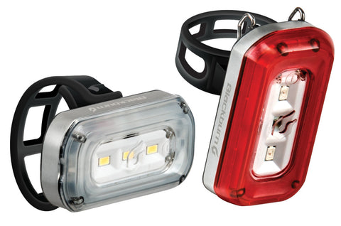 Central 100 Front & Central 20 Rear Combo Light Set