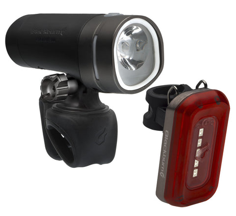 Central 650 Front + Central 50 Rear Light Set