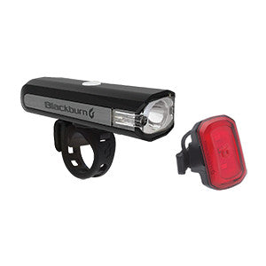 Central 350 Micro Front + Click USB Rear Light Set