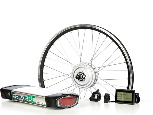 Ebike BC R50 RACK Arièrre 16AMP Complete Conversion Kit 500W