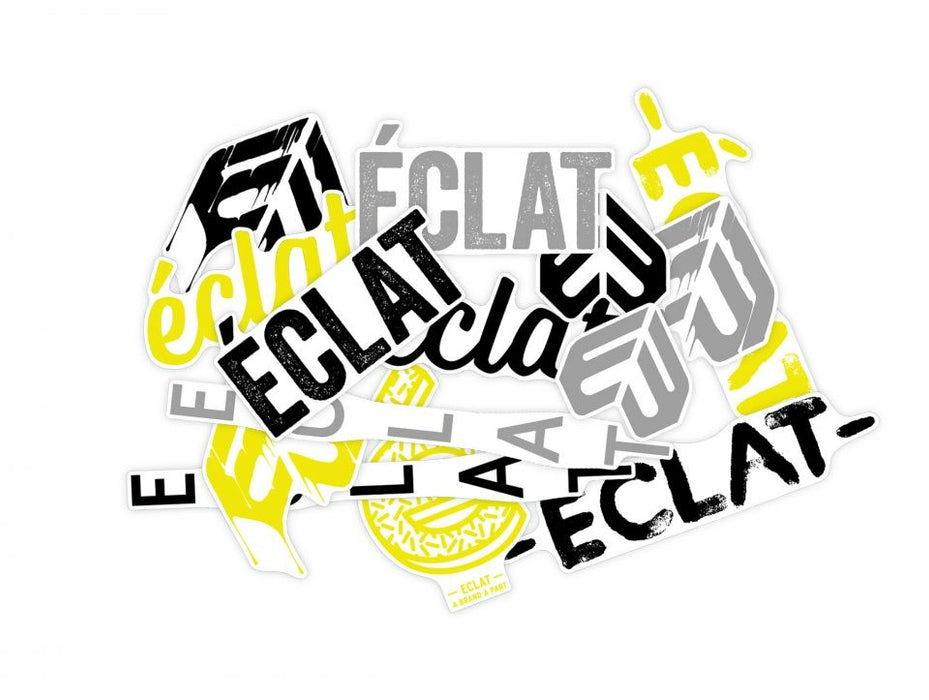 Éclat|Eclat Sticker Pack|Cycle LM