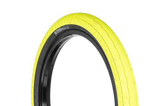 "SALT TRACER 65 PSI 18"" X 2.20"" NEON YELLOW"