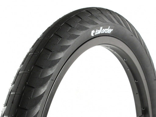 "TALL ORDER WALLRIDE TYRE 2.3"" BLACK"