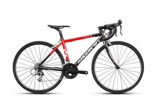 Argon 18|Xenon 24 Black/Red gloss complete bike|Cycle LM
