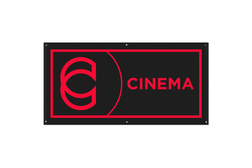 Cinema|HANGING BANNER|Cycle LM