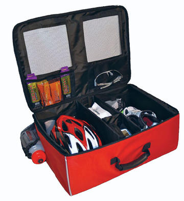 valise de cycliste cat5gear  / cat5gear cyclist case