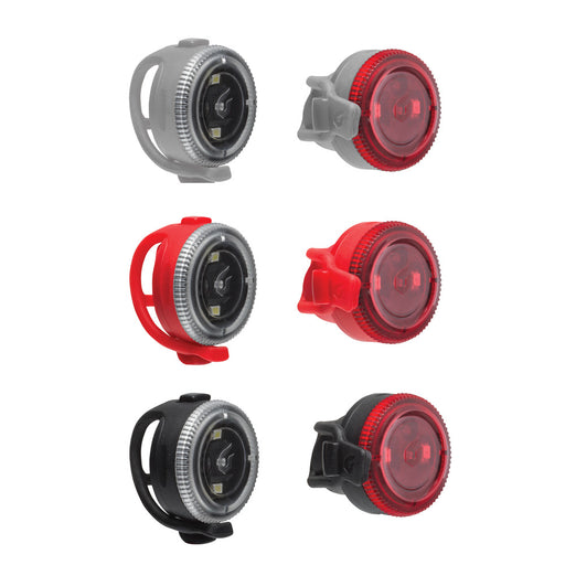 Click Front and Rear Light Set