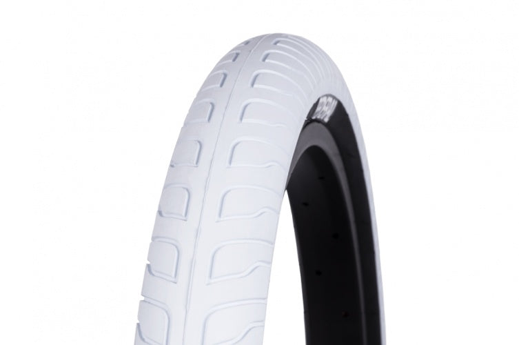 FEDERAL RESPONSE TIRE ARCTIC WHITE WITH BLACK SI