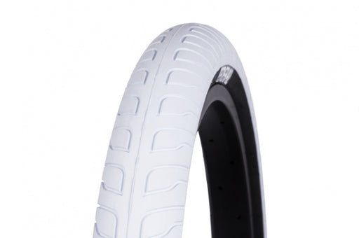 FEDERAL RESPONSE TIRE ARCTIC WHITE WITH BLACK S