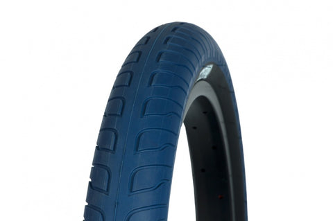 FEDERAL RESPONSE TIRE BLUE WITH BLACK SIDEWALL 2