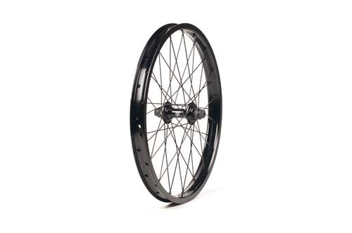 SALT PLUS SUMMIT FRONT WHEEL NOIR