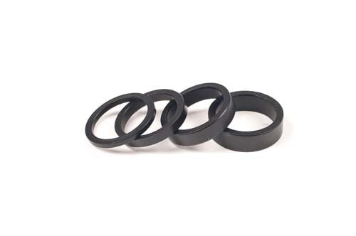 SALT HEADSET SPACER KIT NOIR