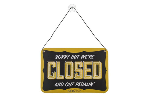 Kink|Kink Hanging Open/Closed Shop Sign | cycle LM