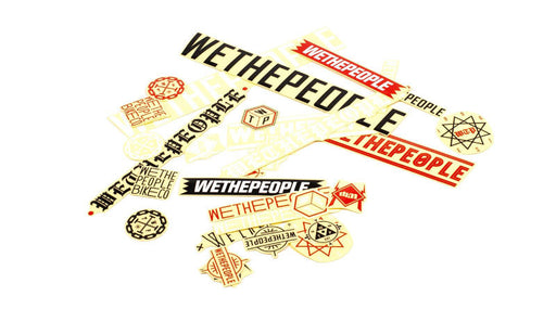 We The People|Dealer Sticker|cycle LM