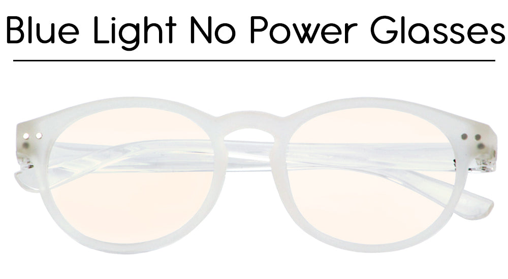 Women's Blue Light No Power Readers