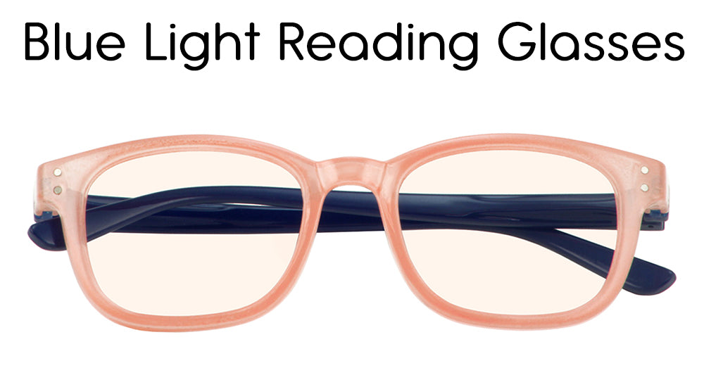 Bunny Eyez Blue Light Reading Glasses