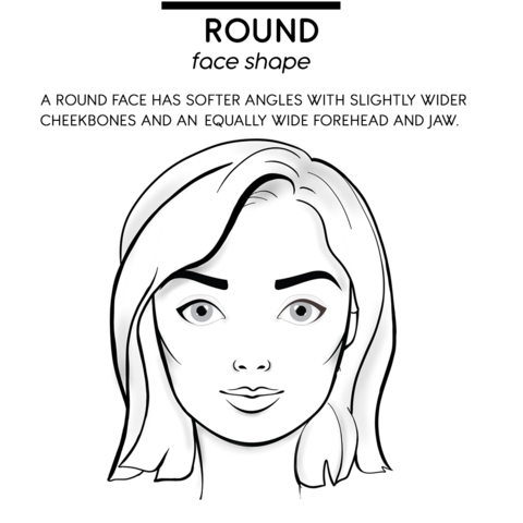 Find Your Reader Share - Oval Face Shape