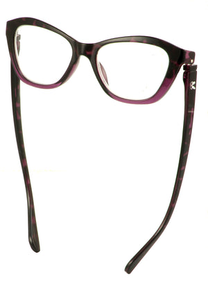 The Abby in tortoise/purple - Bunnyeyez.com