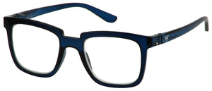 Bunny Eyez Bunny Readers - Navy