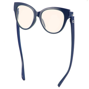 Bunny Eyez Gracie Blue Screen Lens Reader Blue