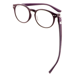 Bunny Eyez Harriet Readers in Purple