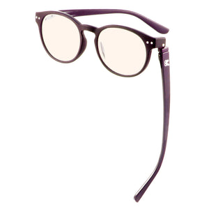 Bunny Eyez Harriet Blue Screen Readers in Purple