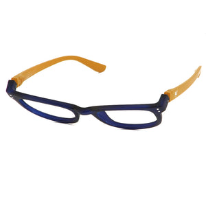 Bunny Eyez Kaley Reader in Navy/Gold