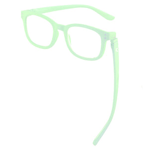 Bunny Eyez Kaley Reader in Mint Green
