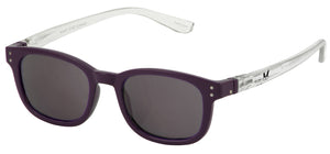 Anna Sunnyz Reading Sunglasses in Aubergine Purple