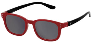 Anna Sunnyz Reading Sunglasses in Cherry Red