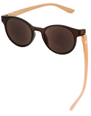 Bunny Eyez Sunnyz Readers - Sophie in Cocoa Brown