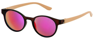 Bunny Eyez Sunnyz Sunglasses -  Sophie in Cocoa Brown