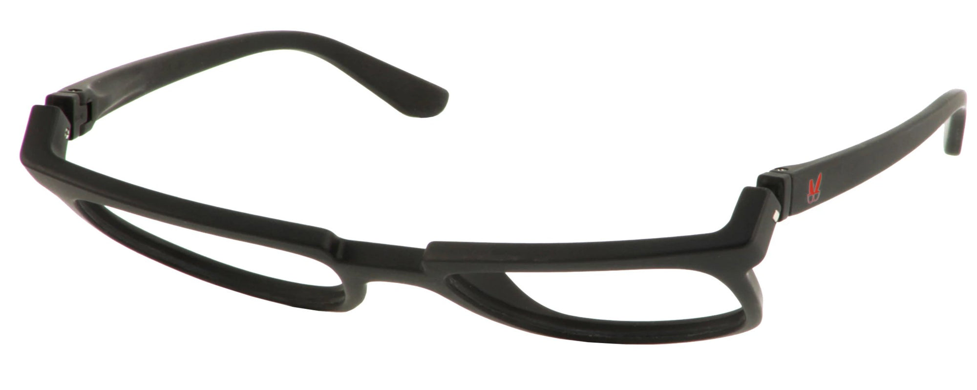 Bunny Rayz Bunny Readers in Matte Black