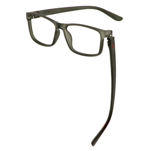 Bunny Rayz Jacob No Power Fashion Glasses in Grey