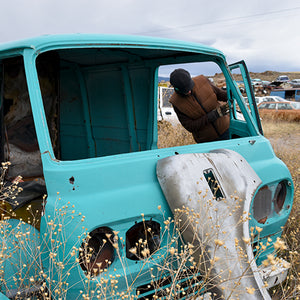 A 65 Ford Econoline SuperVan - from the junkyard to jewelry