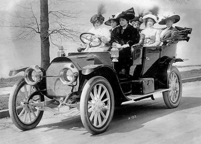 Women and Cars - Innovators in Automotive History