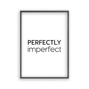 Perfectly Imperfect Print - Blim & Blum